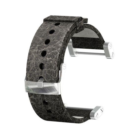 Suunto Core armband, svart läder