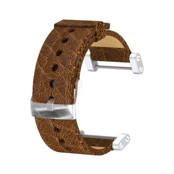 Suunto Core armband, brut läder