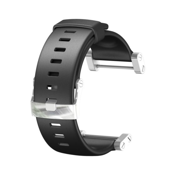 Suunto Core armband, svart platt SS020341000