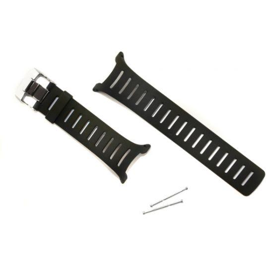 Suunto t3d vaihtoranneke / T-serien armband, Black medium