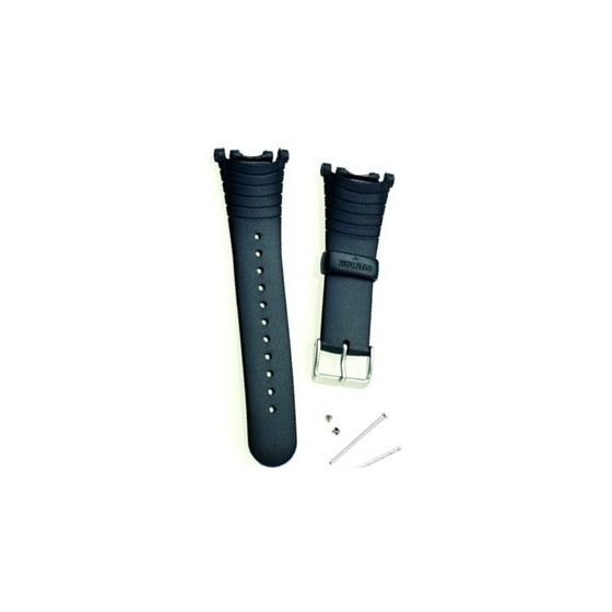 Suunto Vector armband, svart elastomer SS004768000