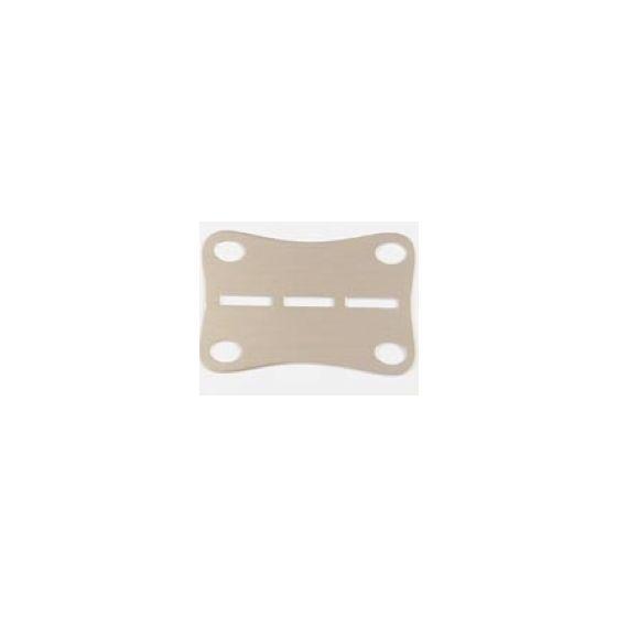 Saurum id-bricka för halsband 5671 00 000