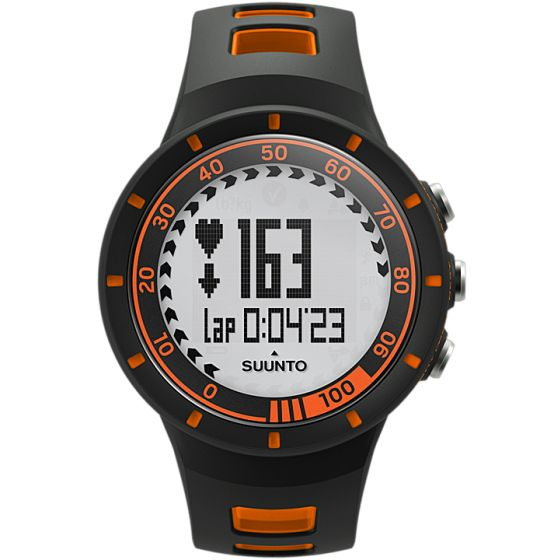 Suunto Quest Orange pulsklocka