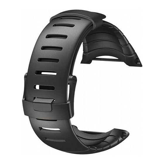 Suunto Core armband, All Black SS014993000