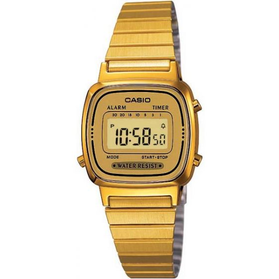 Casio Collection LA670WEGA-9