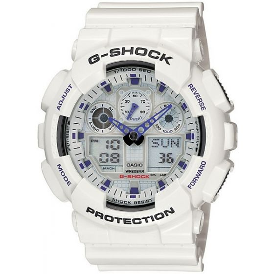 Casio G-Shock GA-100A-7