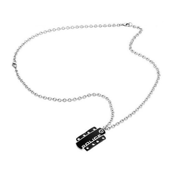 Police Badge halsband PJ24418PSB/01