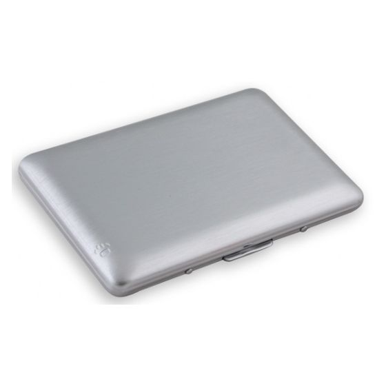 Smartcaze Firebird Silver plånbok