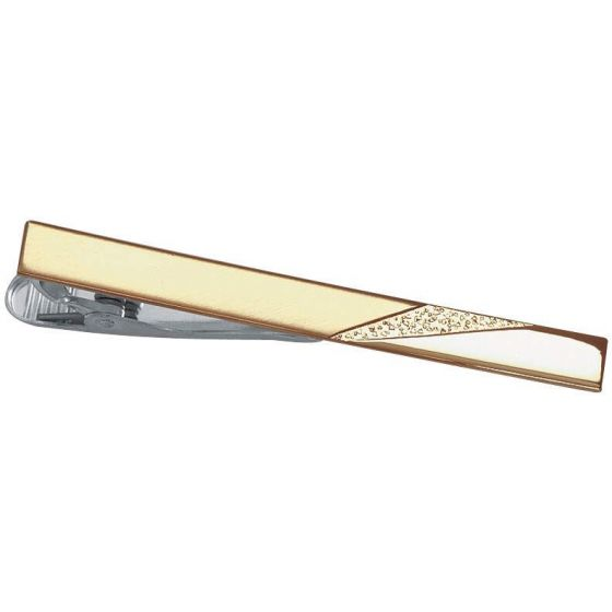 Saurum slipsnål, 14 guldplätering 6456