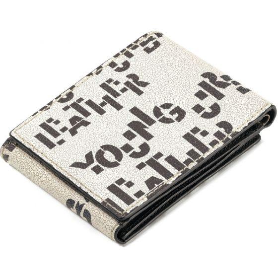 Troika Young Urban Rebel plånbok TR-WAL53/WH