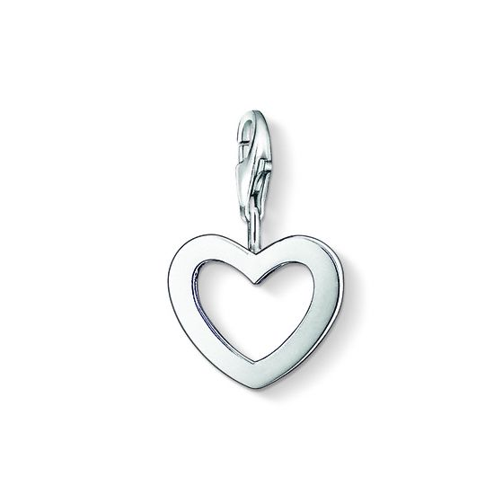 Thomas Sabo Charm öppet hjärta 0763-001-12