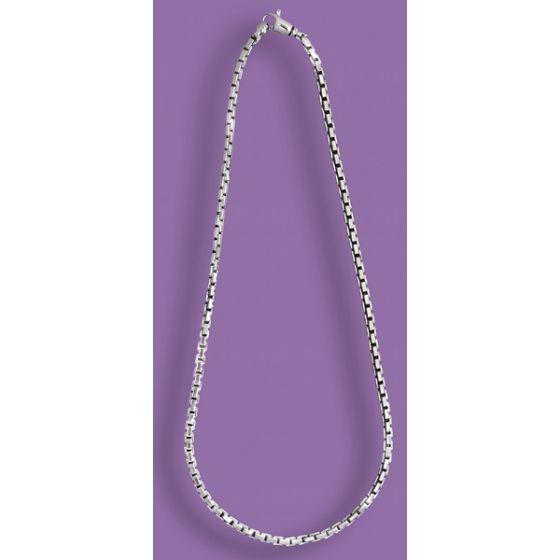 Jessica Jewels RH134 silver kedja