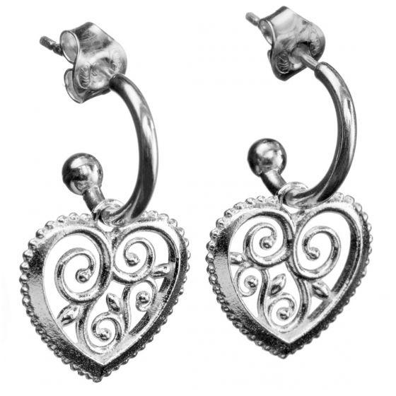 Lumoava Hearts örhängen 5439 00 000 plugg