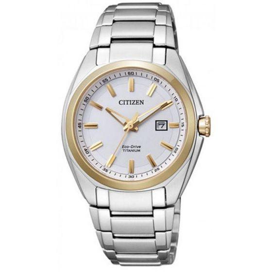 Citizen Eco-Drive Super Titan EW2214-52A