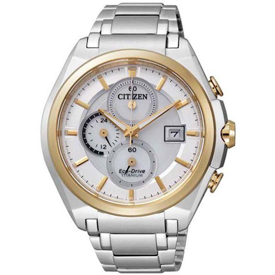 Citizen Eco-Drive Super Titan CA0355-58A