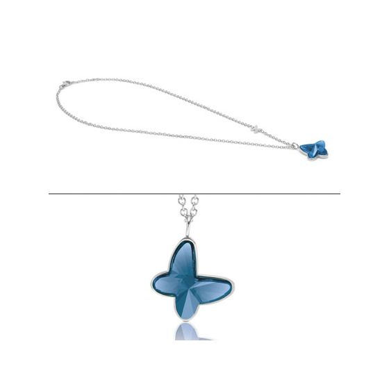 Nomination Butterfly halsband 021370/007