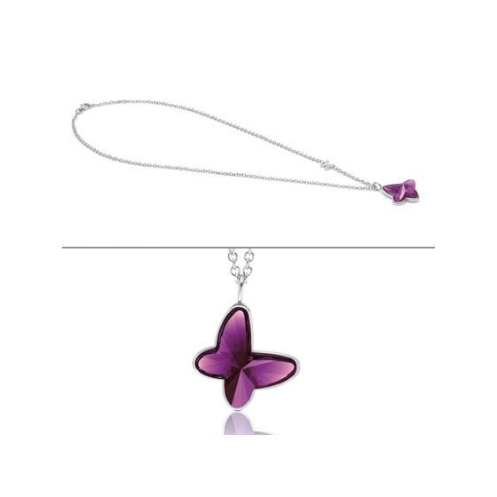 Nomination Butterfly halsband 021370/001