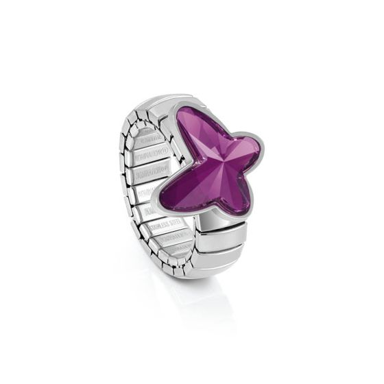 Nomination Butterfly ring 021361/001