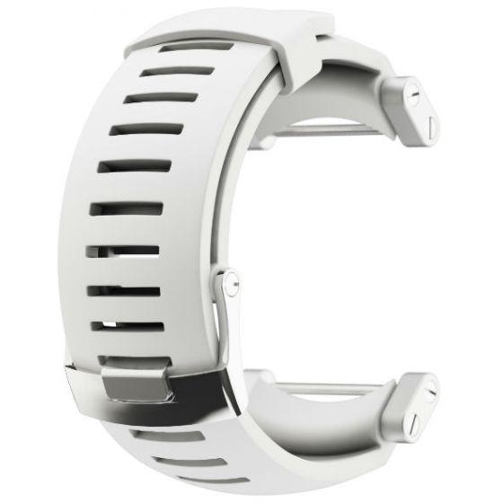 Suunto Core utbytbart armband i vit gummi SS018817000