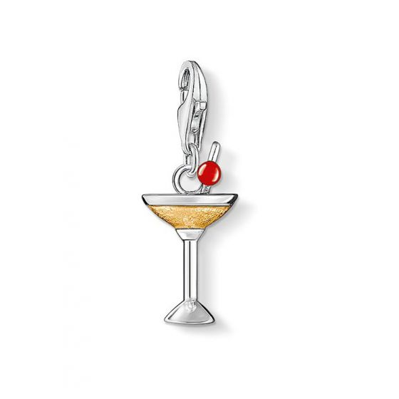 Thomas Sabo Charm Club drink-glas 0521-007-4