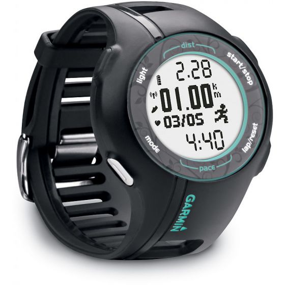 Garmin Forerunner 210 HRM Green GPS pulsklocka