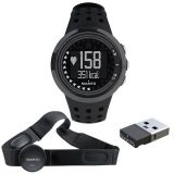 Suunto M5 All Black pulsklocka