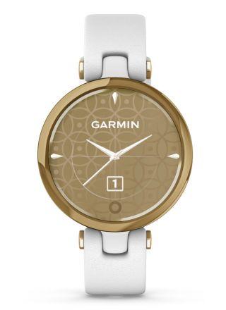 Garmin Lily Classic Light Gold-White 010-02384-B3