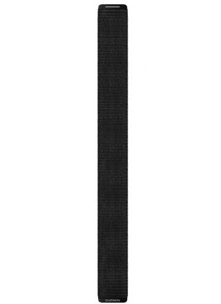 Garmin UltraFit svart nylonarmband 26 mm 010-13075-01