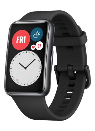 Huawei Watch Fit Svart 55025875