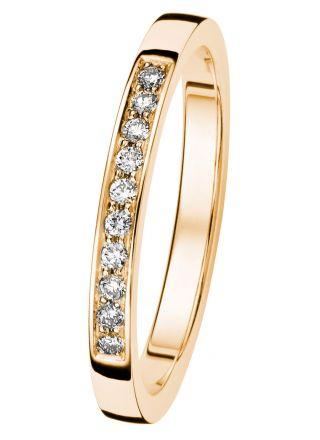Kohinoor 033-240-10 Diamantring Stella