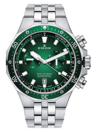 Edox Delfin Chronograph 10109 3VM VIN