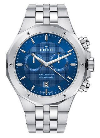 Edox Delfin Chronograph 10110 3M BUIN