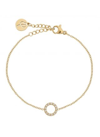 Edblad Glow armband Mini Gold 120405