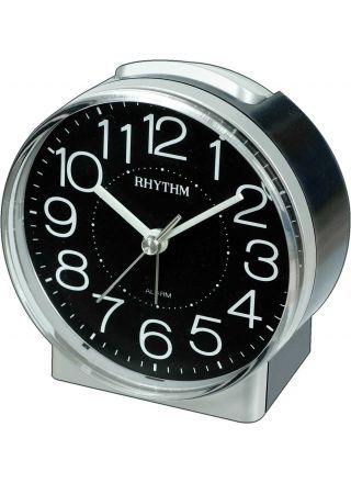 Rhythm Väckarklocka Svart CRE855-NR02