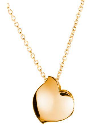 Lumoava Hug halsband, guld 7666 00 000