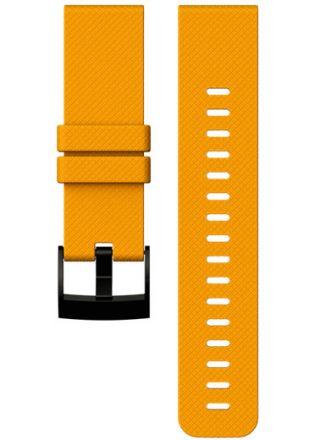 Suunto Traverse Amber Silkoni armband SS021847000