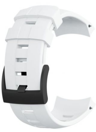 Suunto Ambit3 Vertical vit silikon armband SS022005000