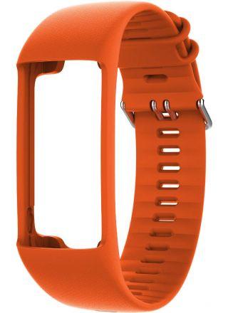 Polar A370 orange armband