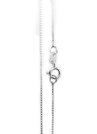 Halsband Venezia 925 Sterling Silver 0.9mm VEN015