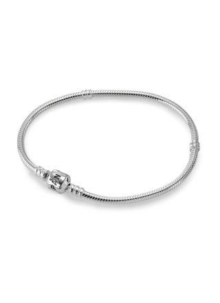 Pandora armband, Moments silver 590702HV