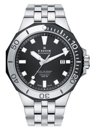 Edox Delfin Diver Date Automatic 80110 357NM NIN