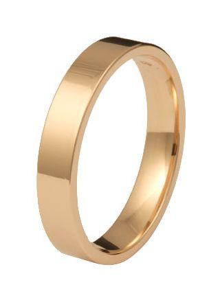 Kohinoor 903-526 4mm förlovningsring 14k guld
