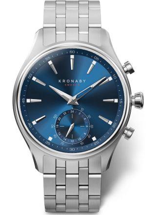 Kronaby Sekel KS3119/1 hybrid smartwatch