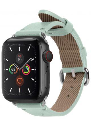 Native Union Classic Strap Sage armband 38/40 mm för Apple Watch STRAP-AW-S-GRN