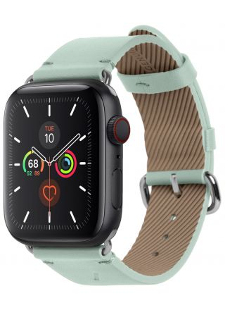 Native Union Classic Strap Sage armband 42/44 mm för Apple Watch STRAP-AW-L-GRN