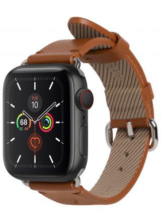 Native Union Classic Strap Tan armband 38/40 mm för Apple Watch STRAP-AW-S-BRN