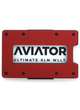 Aviator korthållare classic Imola Red basic