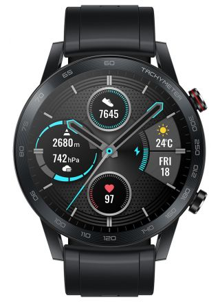 HONOR MagicWatch 2 Charcoal Black 46 mm