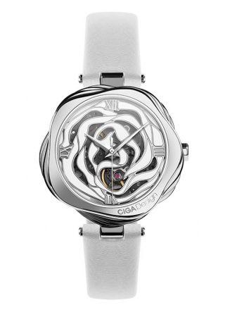 CIGA Design R Series Danish Rose Automatic Skeleton R022-SISI-W1