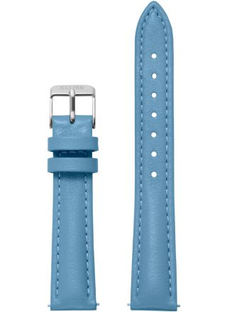 Cluse Minuit CLS367 Retro Blue/Silver armband 16 mm